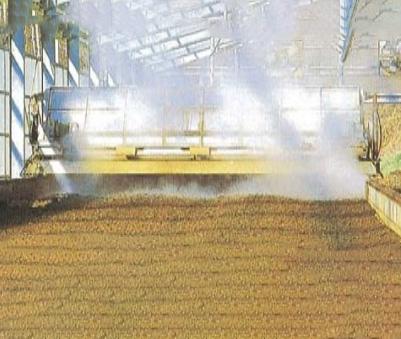 畜糞乾燥・発酵用撹拌機
